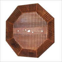 12X12 Pali Wooden Cutter Tray