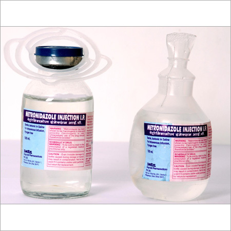 Metronidazole Injection