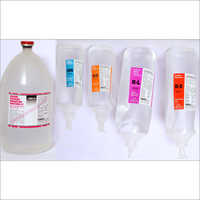Plastic Bottles BFS Injection