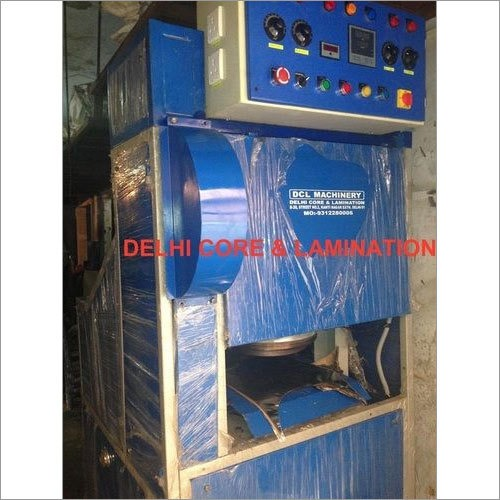 HYDRAULIC MULTI PURPOSE FULLY AUTOMATIC FIVE ROLL PAPER PLATE MAKING MACHINE