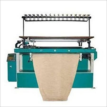 Industrial Knitting Machine
