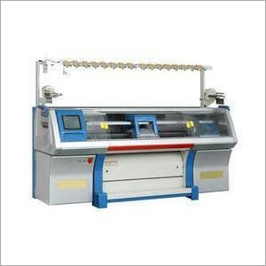 Auto Jacquard Knitting Machines