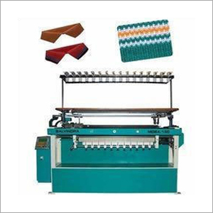 Flat Bed Computerized Knitting Machine