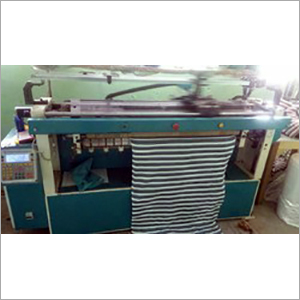 Collar & Rib Computer Flat Knitting Machines