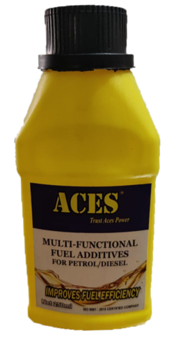 Multifunctional Fuel Additive