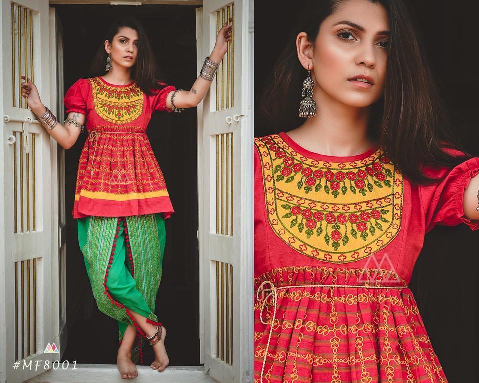 Navratri Special Female Kedia Collection