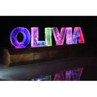 LED Name Board