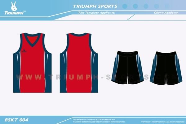 Full-sublimated kabaddi uniform
