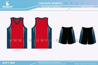 Full-sublimated kabaddi uniform