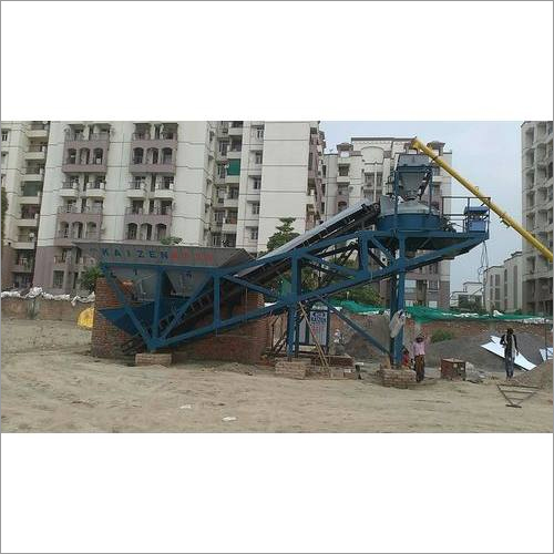 Concrete Batching and Mixing Plants