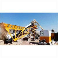 Twin Shaft Concrete Batching Plant
