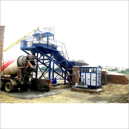 Compact Concrete Batching Plant