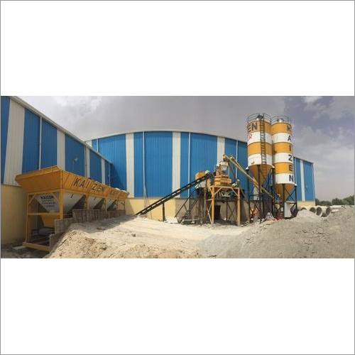Stationary RMC Batching Plant