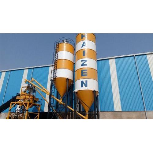 Cement Storage Silo - 100 Ton