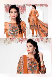 Razia Cotton Dress Catalog Vol 10.