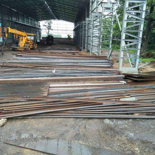 Industrial Iron Rod