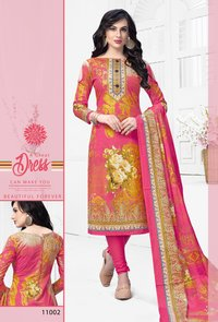 Razia Sultan Cotton Dress Catalog Vol 11.