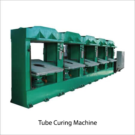 Tube Curing Machine