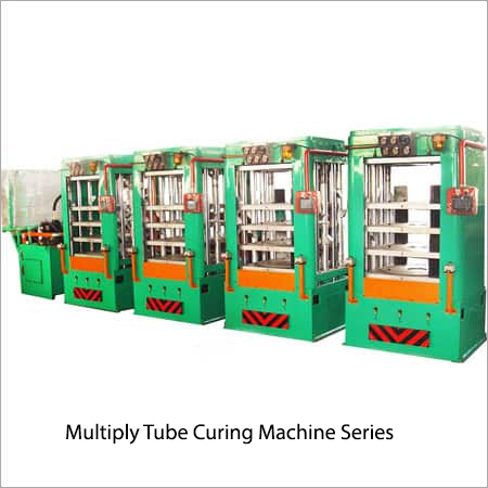 Multiply Tube Curing Machine