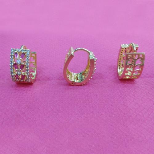 Gold Plated Earings (Bali)