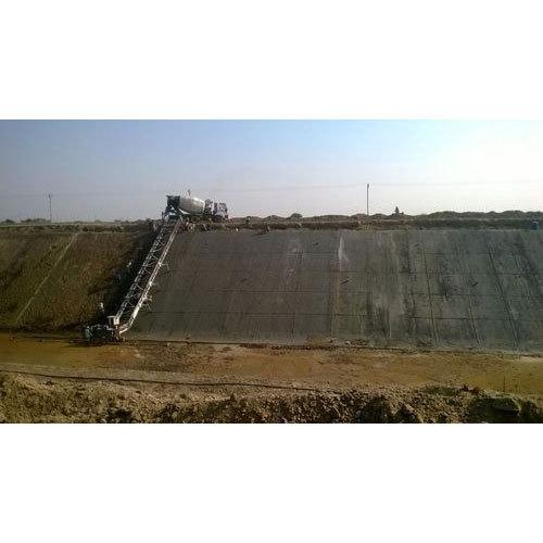 Construction Concrete Canal Paver
