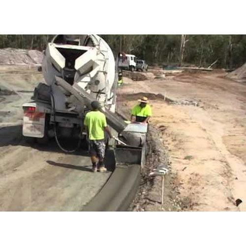 MS Concrete Kerbing Machine