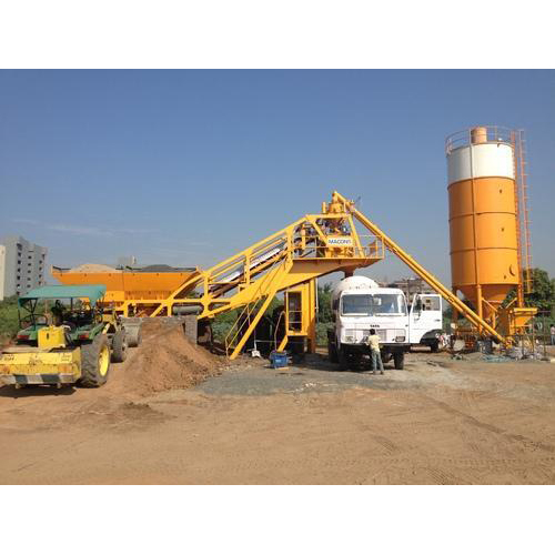Concrete Batching Plant Rental Service
