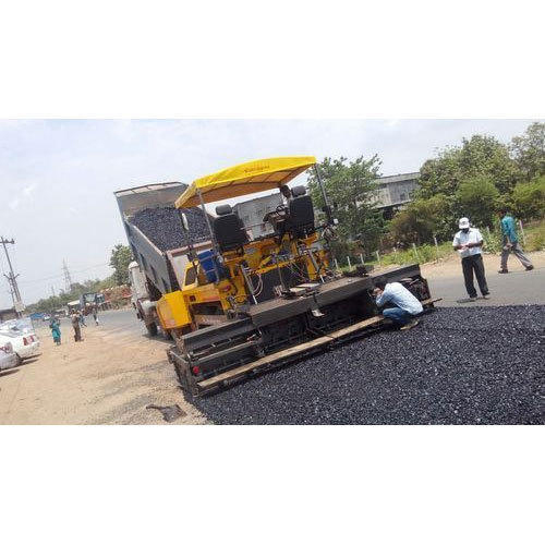 Road Construction Machinery Renting Service