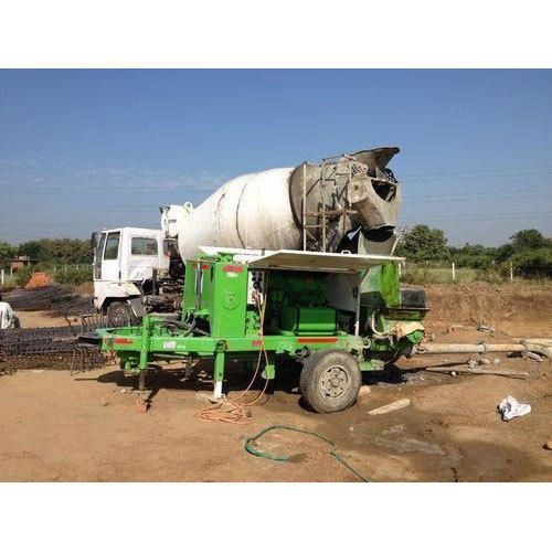Concrete Pump on Hire