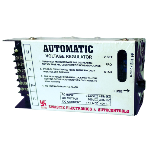 Universal Automatic Voltage Regulator