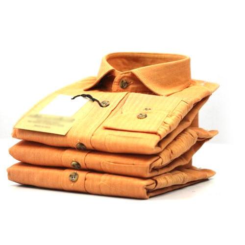 Mens Designer Plain Shirt