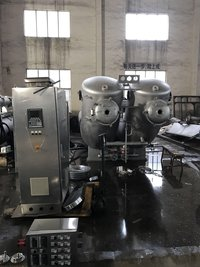Dual Flow High Temperature High Speed Dyeing Machine