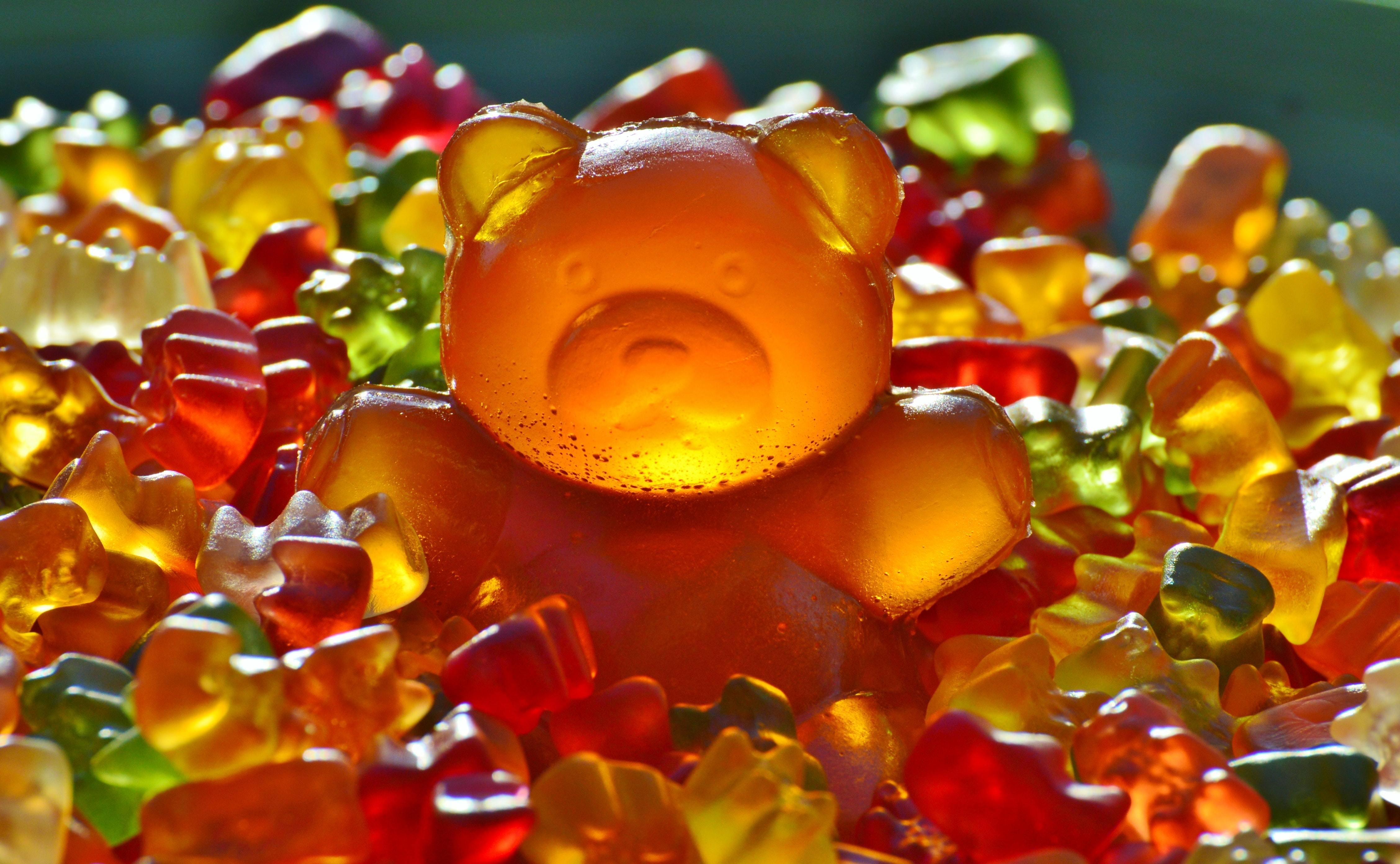 Plant Gel Gellan Gum
