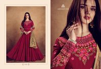 Bollywood Designer Anarkali Silk Suits