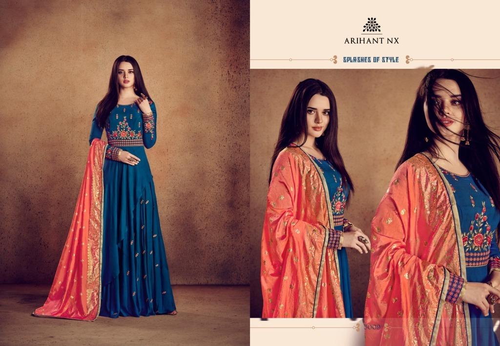 Bollywood Designer Anarkali Silk Suits