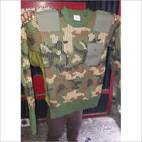 Camouflage Army Jersey