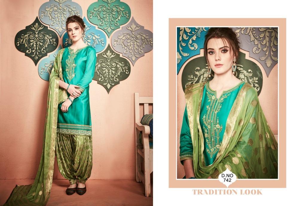 Traditional Punjabi Suits