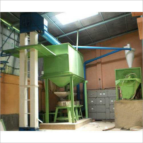 Flour Making Machine
