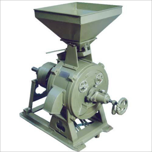 Vertical Flour Mill Machine