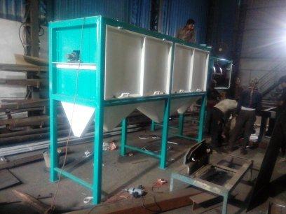 Aspiration Machinery Plant