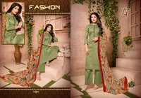Ladies Cotton Print Salwar Kameez