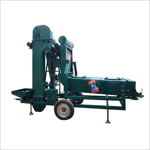 Flax Seed Cleaning Machine
