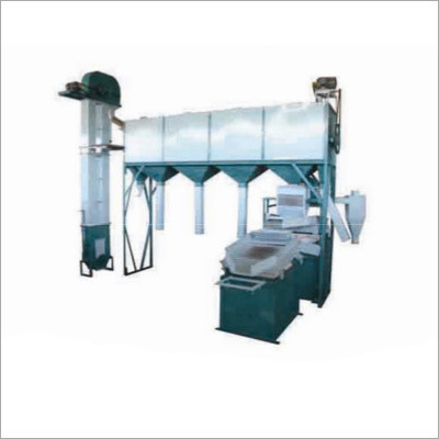 Mustard Seed Cleaning Machine