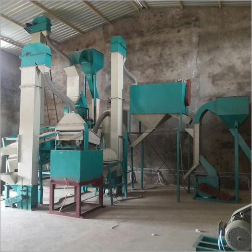 Grains Cleaning & Grading Machinery