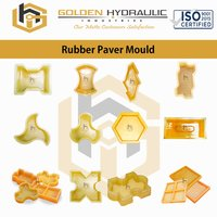 Rubber Paver Mould