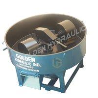 Industrial Pan Mixer Machine