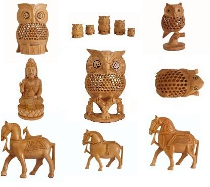 Wooden Handicrafts Exporter Supplier Manufacturer Coimbatore India
