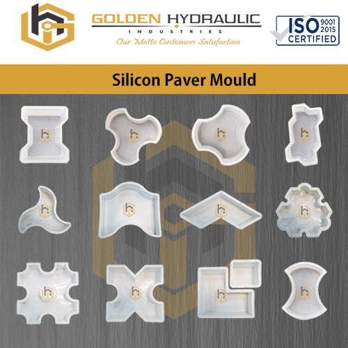 Silicon Paver Moulds