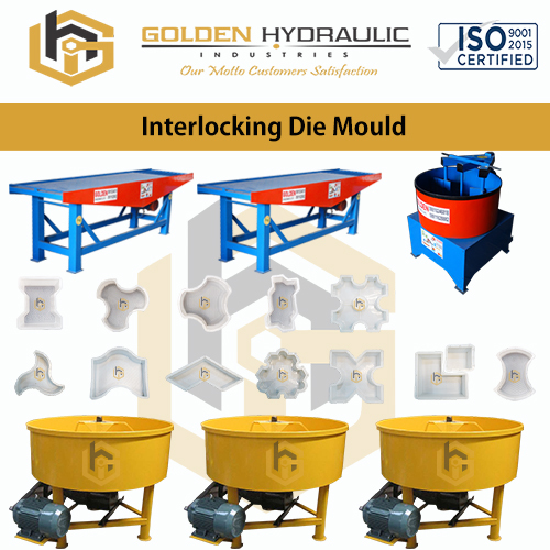 Interlocking Die Mould