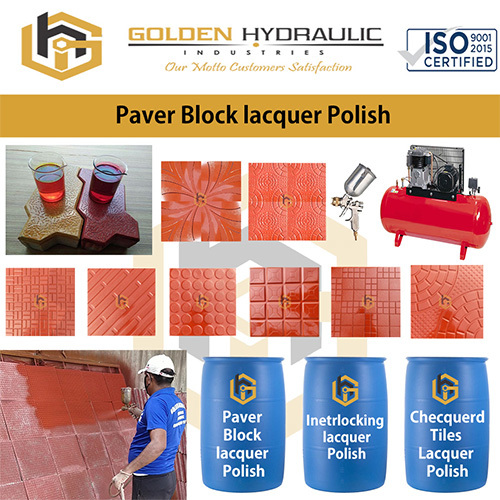 Tile Lacquer And Polish